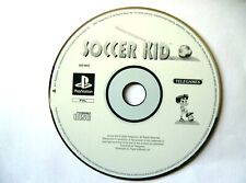 48417 Soccer Kid [NEW] - Sony PS1 Playstation 1 (2003) SLES 04022