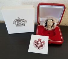 "Monaco 10 euro Silver Proof coin 2012 ""Prince Honore II"" New in box + COA"