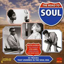 Various Artists - Road to Soul / Various [New CD]