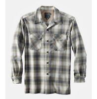Pendleton Original Board Shirt 100% Umatilla Virgin Wool Classic Fit 32170