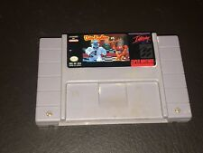 Clayfighter Super Nintendo Snes Cleaned & Tested