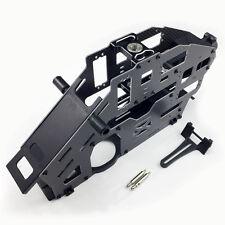 Carbon Fiber Main Frame Set (Belt Version) For Trex 500 Helicopter