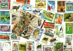 A LOVELY MIX OF 35 DIFFERENT G/FU COMMEMORATIVE STAMPS FROM AFRICA. NO EX GB