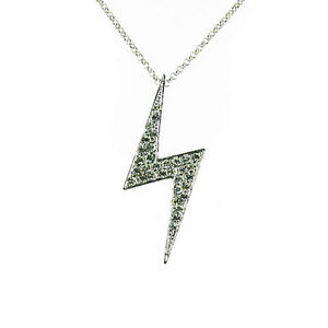 Large Lightening Bolt Necklace MORE COLOURS AVAILABLE