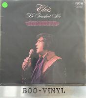 Elvis - He Touched Me - Elvis Presley: RCA Victor Vinyl LP 1972 UK (SF 8275)