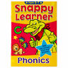 Snappy Lerner Phonics Book - Children Educational Book for Kids aged 5-7