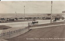 Postcard - General View from the Park New Brighton Lancashire