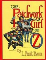 THE PATCHWORK GIRL OF OZ by L. Frank Baum BRAND NEW HARDCOVER Ebay Best Price!
