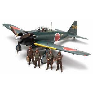 Tamiya 61103 Mitsubishi A6M5/5a Zero Fighter (Zeke) 1:48 Scale Model  Tamiya