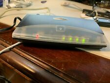 Belkin USB 4-Port Hub F5U021 With Power Supply 5V 2.6A & USB Cable Included