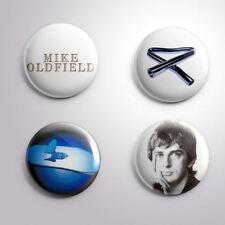 4 MIKE OLDFIELD TUBULAR BELLS - Pinbacks Badge Button Pin 25mm 1''