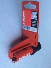 "HILTI 22MM 7/8"" MULTICUT HOLE SAW QUICK CHANGE"