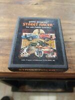 STREET RACER - Atari 2600 Cartridge Only