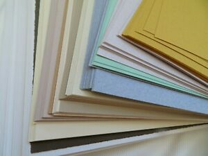 """Cardstock 5 lbs. 13 Colors 8 1/2"""" x 11""""  Some Gently Speckled White Lavender Blu"""