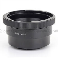 Pentacon 6 Kiev 60 Lens to Olympus Four Thirds Om4/3 (d)slr Camera Adapter