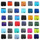 3,6 and 12 Pack Cotton Mens Designer Boxer Shorts A-Front Underwear S,M,L,XL