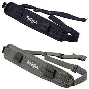 REMINGTON RIFLE SLING GUN adjustable Nylon heavy duty in olive black
