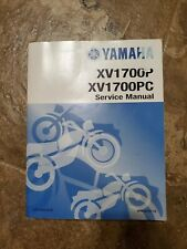 Yamaha XV1700P XV1700PC Factory Service Manual Repair OEM