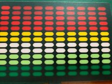 5 COLOUR  SOUND ACTIVATED FLASHING PANEL. 4
