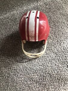 Vintage 1950's Otto Graham Wilson Youth Helmet
