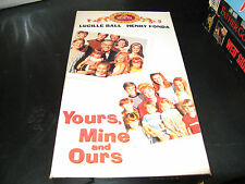 Yours, Mine and Ours-Lucille Ball-Henry Fonda
