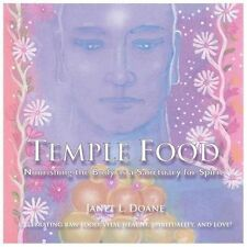 Temple Food by Janet L. Doane (2013, Paperback)