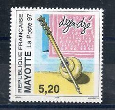 STAMP / TIMBRE DE MAYOTTE N° 44 ** LE DZEN-DZE