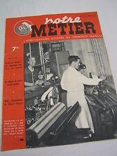 Notre Métier 1947 111 peche au fusil iles de LéRINS CALAIS NEWHAVEN