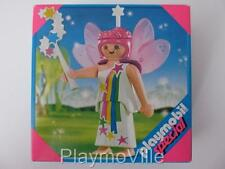 PLAYMOBIL SPECIAL SET FIGURE 4676: Arc-en-fée avec Star Wand New & Sealed