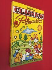 Walt Disney CLASSICO PRIMAVERA Mondadori (1988) Fumetto SPECIALE Classici