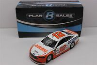 RYAN BLANEY #12 2018 AUTOGRAPHED DeVILBISS CARLISLE 1/24 NEW IN STOCK FREE SHIP