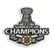 Boston Bruins 2011 Stanley Cup Champions Jersey patch