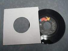 """FOREIGNER- """"STREET THUNDER/ I WANT TO KNOW WHAT LOVE IS"""" 45 RPM SINGLE"""
