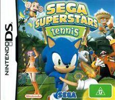 Nintendo DS Tennis SEGA Video Games
