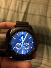 Samsung Gear S3 frontier 46mm Bluetooth Smartwatch - Dark Gray (SM-R760NDAAXAR)