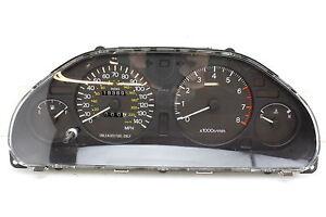 96-98 Mitsubishi Galant Speedometer Head Instrument Cluster Gauges 183,000