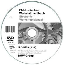 BMW Serie 5 (E34) 1989/1995 Manual de Taller - Workshop Manual