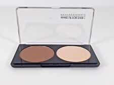 Make Up For Ever Professional Sculpting Kit Face Contour Kit  Shade #2 Full Size