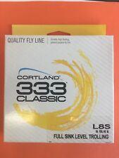 Cortland 333 Classic L8S Full Sink Level Trolling Line 351714