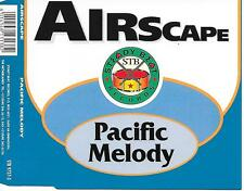 AIRSCAPE - Pacific melody CDM 4TR Trance 1997 Holland (Steady Beat Records)