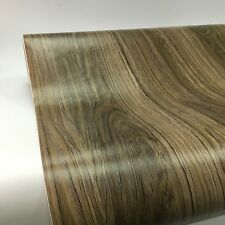 Wood Grain adhesives Vinyl - Wild Oak Wood MW4288 ( 24 inch x 10 feet )
