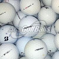 50 x TOUR Model Lake Golf Balls - GRADE B - B330/ChromeSoft/RZN/Z-Star/TP5 etc
