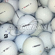 50 x TOUR Model Lake Golf Balls - GRADE B - B330/ChromeSoft/RZN/Z-Star/TP5 etc