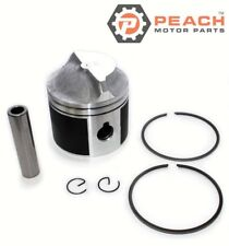 Peach Motor Parts PM-5006661 Piston Assembly Includes Piston, Rings, Clips, Pin