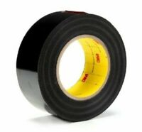 "1 New Roll 3M 8544 2""X 36yds BLACK POLYURETHANE PROTECTIVE TAPE HELICOPTER B"