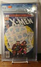 The Uncanny X-Men 141 CGC graded 9.6 Near Mint
