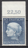 BRD 1954 Mi. Nr. 203 Postfrisch Oberrand vorgefaltet (14173)