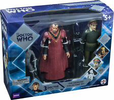 """DOCTOR WHO - 'The Daemons' 6"""" Action Figure Collector Set (Character Group)"""