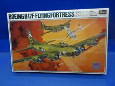 "1/72 Hasegawa (1977) : Boeing B-17 F "" Flying Fortress""  (2 Decal Optionen)"