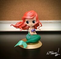 VARIANT Color - Ariel Little Mermaid - Disney Q Posket Blythe-like Doll Figure
